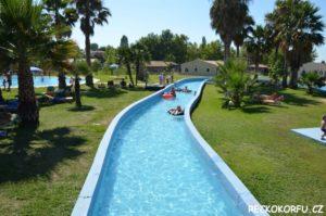 Hydropolis Aquapark Korfu Řecko 3