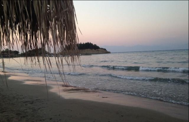 Korfu Sidari Řecko