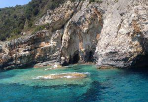 Korfu Sidari Řecko 3